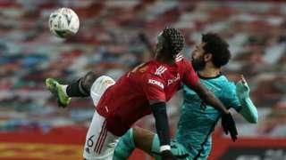 Liverpool da Manchester United
