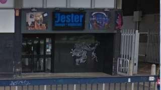 Bar Jester