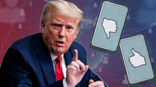 حظر ترامب من استخدام فيسبوك في يناير/ كانون الثاني بعد أعمال الشغب في مبنى الكابيتول