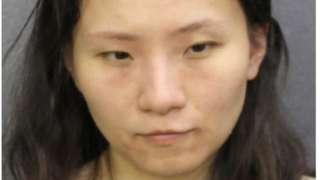 Prison photo of Yujing Zhang