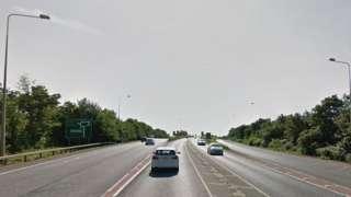 A47 near King's Lynn