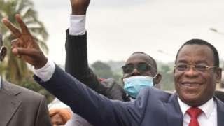 Pascal Affi Nguessan (file photo)