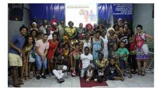 Celebração do Kwanzaa