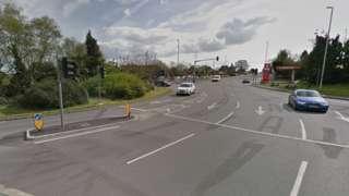 Foxhunter roundabout
