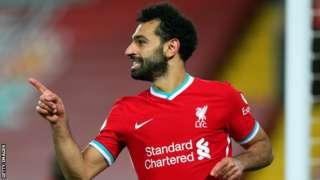 Salah a rejoint Liverpool en provenance de Rome en 2017