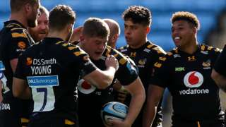 Wasps players