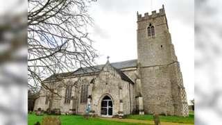 St Mary's Church, North Tuddenham