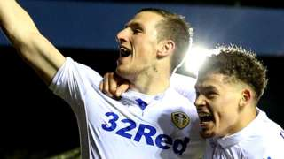 Chris Wood and Kalvin Phillips