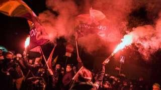 Polonta'daki protestolar