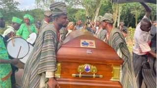 Dudu Heritage burial