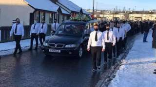 IRA funeral
