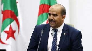 سلیمان شنین نخستین سیاستمدار الجزایری از سال ۱۹۶۲ میلادی تاکنون است که از میان احزاب مخالف به ریاست پارلمان رسیده است