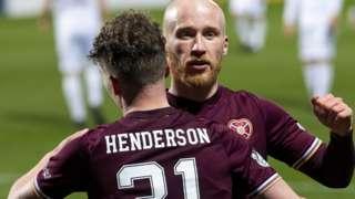 Liam Boyce and Euan Henderson