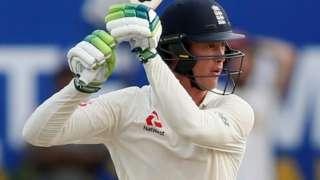 England's Keaton Jennings