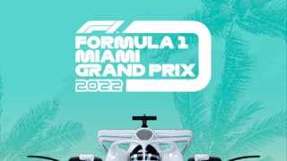 Miami Grand Prix logo