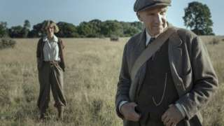 Carey Mulligany e Ralph Fiennes