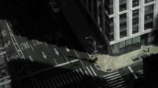 3월 텅 빈 뉴욕 맨해튼 거리
