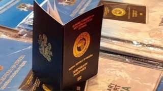 """Nigeria Temporary Passport"": Nigeria Immigration Service new e-passport"