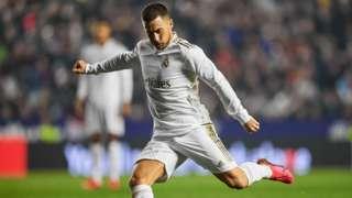 Real Madrid'in en çok kazanan futbolcusu Eden Hazard, yılda 20,8 milyon euro (153 milyon TL) alıyor