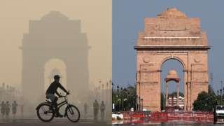 India Gate, Delhi (Image: Reuters)