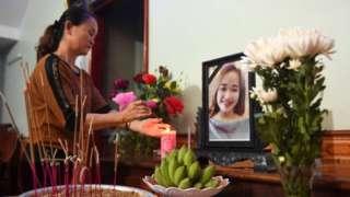 Bùi Thị Nhung, một trong 39 người chết trong xe tải ở Essex