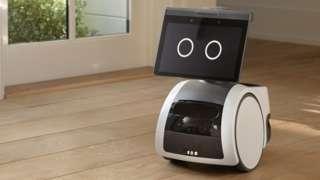 Astro the home robot