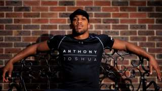 Anthony Joshua