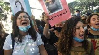 Cezayir kadın cinayeti protestoları