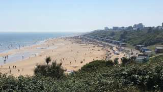 Walton-on-the-Naze beach
