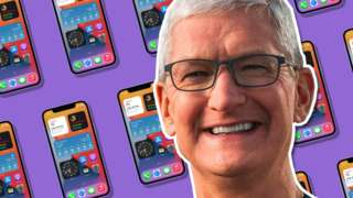 Apple CEO'su Tim Cook