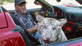 Jeffrey Lowe in Tiger King