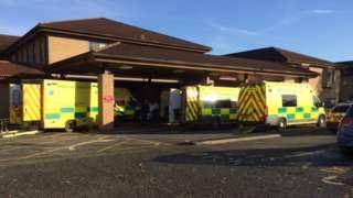 A&E at Princess Royal Hospital