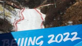 Winter Olympics venue