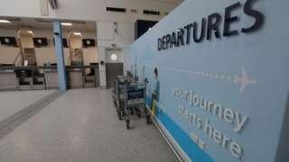Southampton departures