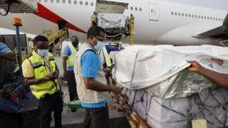 Dhaabbanni Biyyoota Gamtoomanii fi UNICEF walta'iinsaa ibsa kennaniin 'yeroo murteessaa' ta'etti qaqqabe''jedhan.