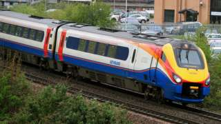 East Midlands Trains service