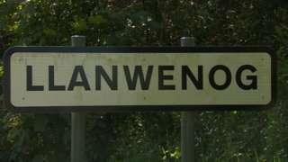LLanwenog