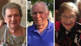 Blumah, Bernard and Trish
