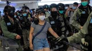 Centralna Vlada Kine kritikovala je aktiviste u Hongkongu, nazvavši ih separatistima
