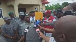 Zhulkiflu Abdullahi onye isi ngalaba 'Customs' na Steeti Oyo na Osun