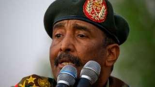 Lt-Gen Abdel Fattah Abdelrahman Burhan