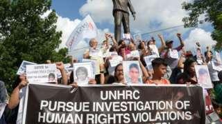 Các nhóm nhân quyền đã vận động để LHQ ra nghị quyết.