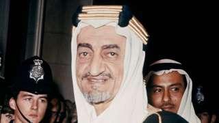 بادشاہ فیصل
