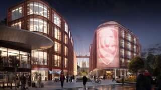 How The Forum and Kings Quarter could look in Gloucester