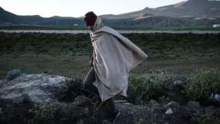 Afgan sığınmacı