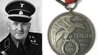 Ulrich Graf and the medal