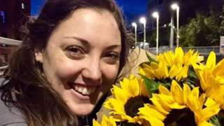 """Kirsty Boden who has been named as one of the victims in Saturday""""s London Bridge terrorist attack"""