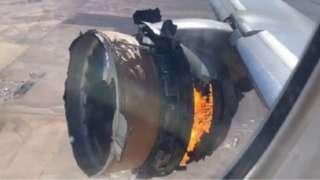 Boeing 777, ilikuwa na abiria 231 na wafanyakazi 10,