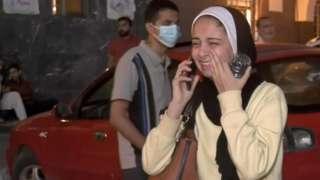 Gaza bombardment thumb