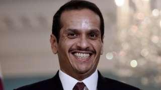 محمد بن عبدالرحمان آل ثانی، وزیر امور خارجه قطر
